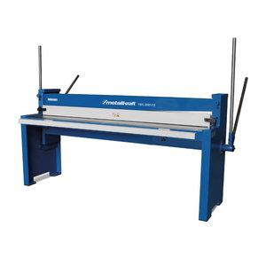 Manual guillotine TBS 2001-12, Metallkraft
