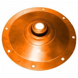 Drum cover for concrete mixers, Atika