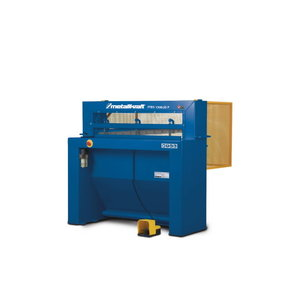 Pneumatic guillotine FTBS 1300-20 P, Metallkraft