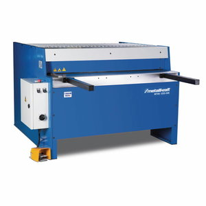 Motorized sheet metal shears MTBS 1255-30 E, Metallkraft
