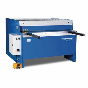 Motorized sheet metal shears MTBS 1255-30 E, Metallkraft