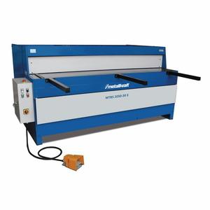 Motorized sheet metal shears MTBS 2050-30 E