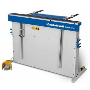 Bending-machine with magnet MBM 1250, Metallkraft