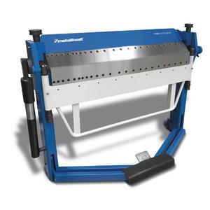 Manual folding machine FSBM 1270-20 HS2, Metallkraft