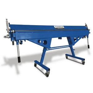 Manual folding machine HSBM 2160-1.0, Metallkraft