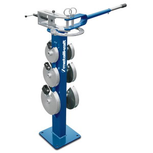 Pipe bending machine RB 30, Metallkraft