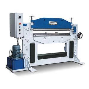Mechanical press brake WPK 1250-32, Metallkraft
