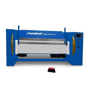Motorized folding machine MSBM 2020-60 PRO, Metallkraft