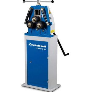 Profilių lenkimo staklės PRM 10 M, Metallkraft