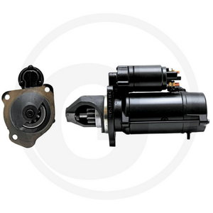 Starter 12V, 4kW, RE526375, RE527400, SE501868, Granit