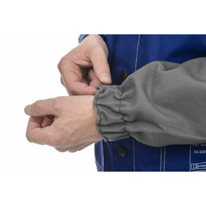 Arc Knight XL sleeves, fabric, 52 cm, pair STD, Weldas