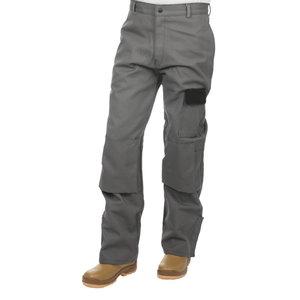 Metinātāju bikses Arc Knight®, īpaši izturīgas, 520 g/m2 XL, , Weldas