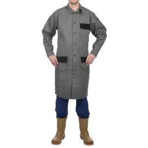 Welders lab coat Arc Knight HD 520g/m2 XL, , Weldas