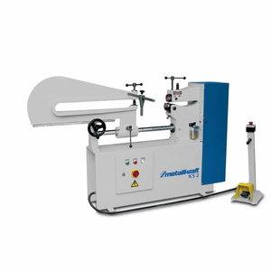 Circular shears, guillotine for up to 2,0 mm metal KS 2, Metallkraft