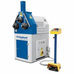Manual ring bending machine PRM 50 FH, Metallkraft