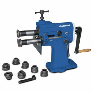 Manual bead bending machine SBM 140-12, Metallkraft