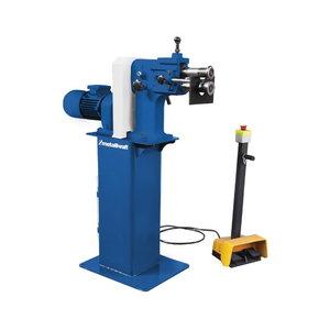 Motorized bead bending machine SBM 140-12 E, Metallkraft
