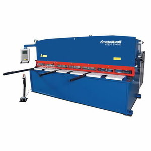 Hydraulic guillotine NC-controlled HTBS-T 3100-60, Metallkraft