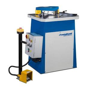 Hydraulic notching machine AKM 220-4 H, Metallkraft