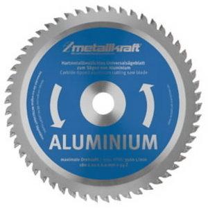 Saw blade 355x2,4x25,4mm Z80 ALU, Metallkraft