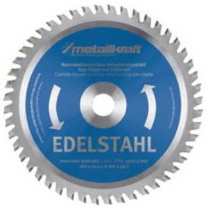 Pjovimo diskas 355x2,4x25,4mm Z90 INOX, Metallkraft
