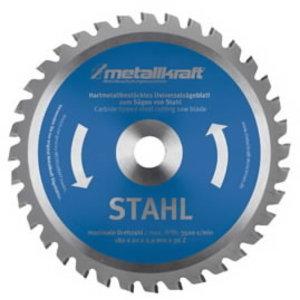 Saw blade 355x2,4x25,4mm Z80 metal, Metallkraft