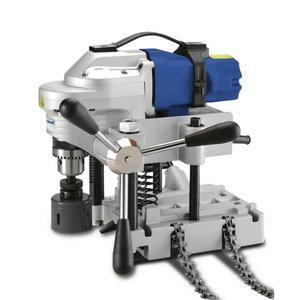 Pipe drill RB 127, Metallkraft
