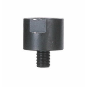 Drill chuck adapter 1/2 '' x 20 AG, short shank, Metallkraft