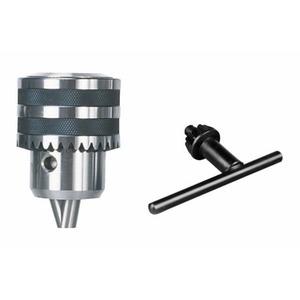 Drill chuck 1 - 16 mm and key for MB 502 / MB 754, Metallkraft
