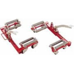 Rattavanker, polüuretaankattega rattad, OMCN