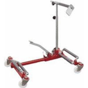 Rīks riteņu montēšanai/noņemšanai/virzīšanai, OMCN