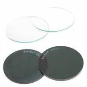 Varuklaas Flippo kaitseprillidele (1 klaas) DIN 5, Vlamboog