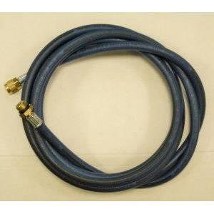 LP service hose - blue