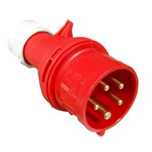 Jõupistik IP44 3F P432-6 32A