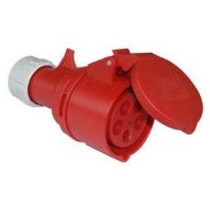 Kontaktligzda IP44 3F S416-6 16A