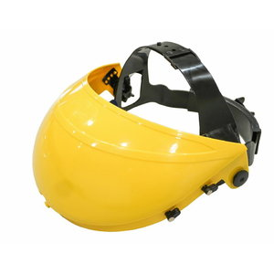 Face shield headset, withour visor, Sir Safety System