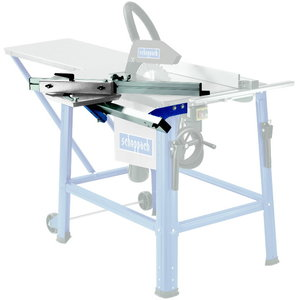 Sliding table for HS 120 o, Scheppach
