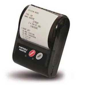 BT Thermal printer for TPS and TPS2, Texa