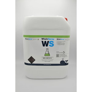 Aušinimo skystis WS 3915 G 10L skaidrus, Whale Spray