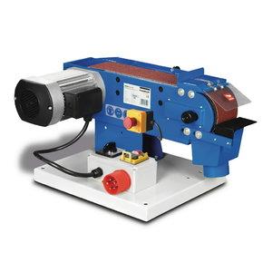 Belt sanding machine MBSM 100-130-2, Metallkraft