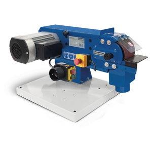 Belt sanding machine MBSM 100-130, Metallkraft
