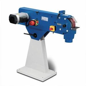 Juostinės metalo šlifavimo staklės MBSM 75-200-1, Metallkraft