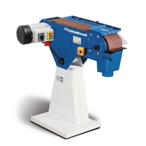 Belt sanding machine MBSM 150-200-2, Metallkraft