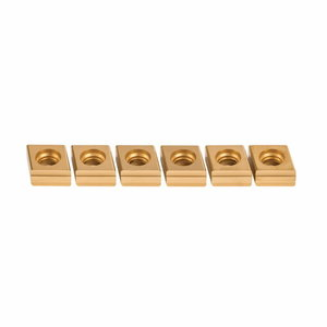 6x insert for KE 10-2, Metallkraft