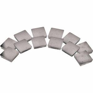Kietmetalio peiliai 12 vnt. KE 16-2, Metallkraft