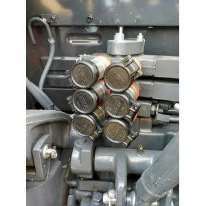 Kolmas tagumine hüdroväljavõttepaar SCD M4002/M5001, Kubota
