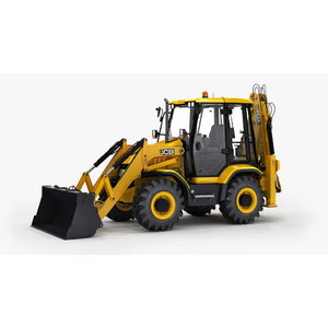 Backhoe loader  3CX Compact, JCB