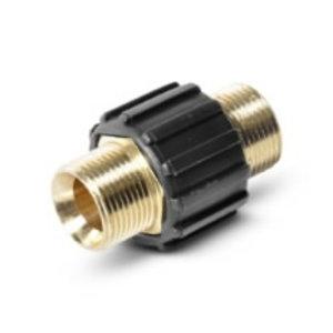 Соединение для шланга высокого давления 2xM22x1,5, KARCHER