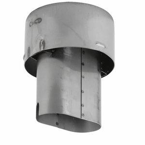 Heitgaaside adapter, üleminek 150 mm torule, Kärcher