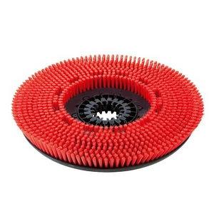 Disc brush complete red D51, Kärcher